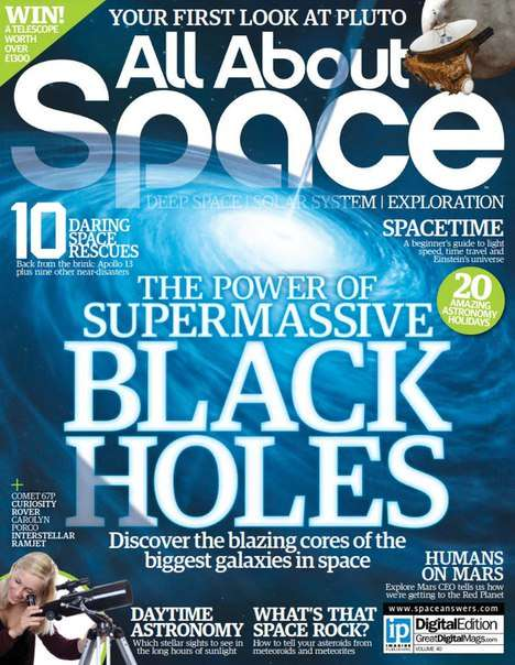 All About Space Issue 40 – 2015 UK