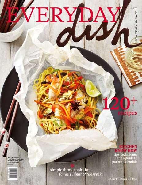 Everyday Dish – 2015 NZ