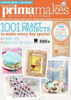 Prima Makes  Create and Craft 2016