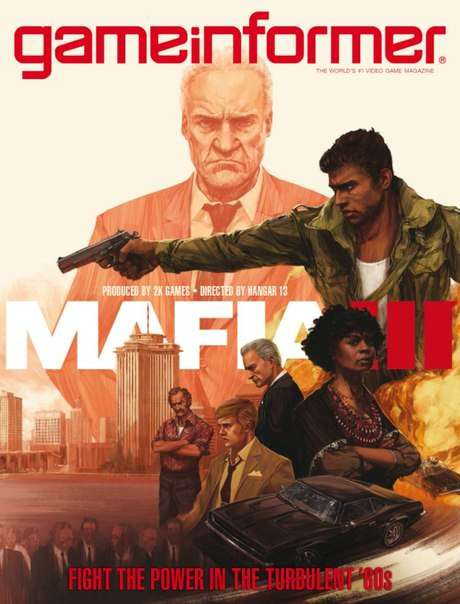 Game Informer – November 2015