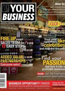 Your Business – February-March 2015
