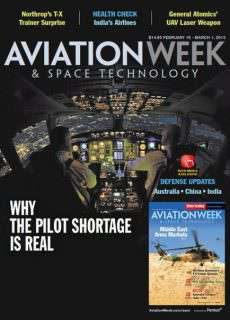 Aviation Week & Space Technology – 16 February/1 March 2015