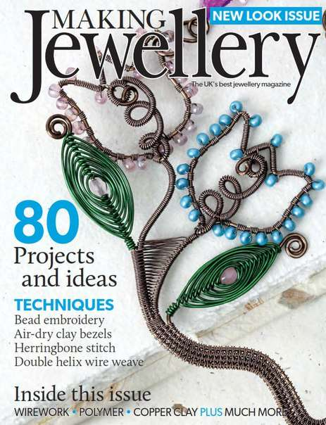 Making Jewellery , New Look Issue
