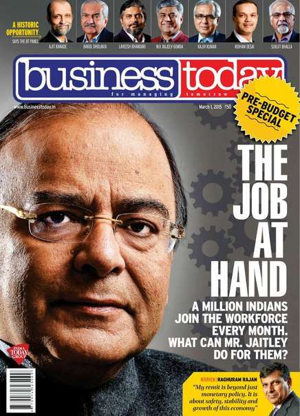 Business Today India – 1 March 2015