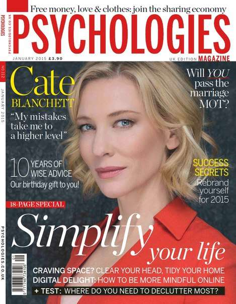 psychologies uk n01 january 2015
