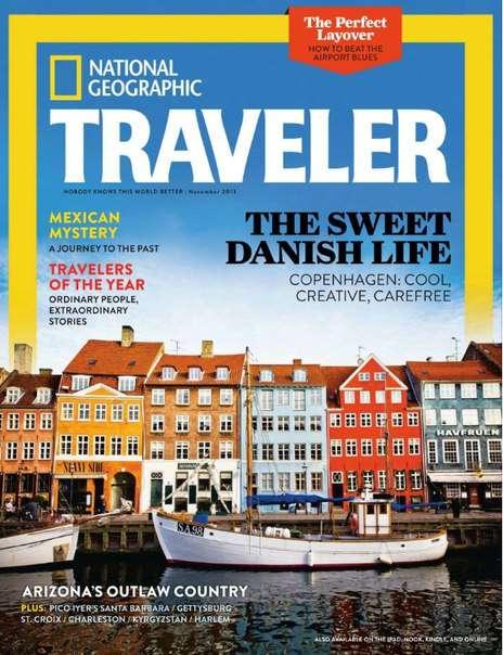 National Geographic Traveler, November 2013