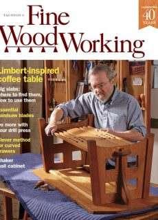 Fine Woodworking – February 2016