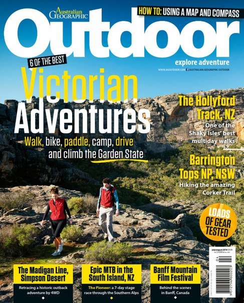 Australian Geographic Outdoor – July/August 2016