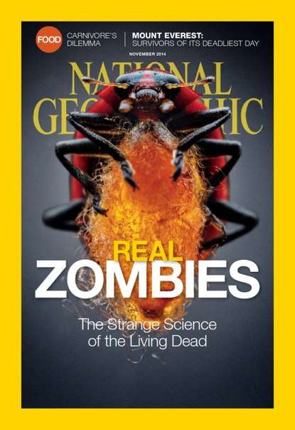 National Geographic – November 2014