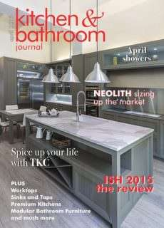 Kitchen & Bathroom Journal – April 2015