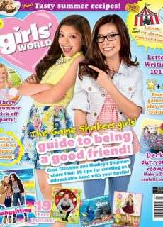Girls World – July 2016