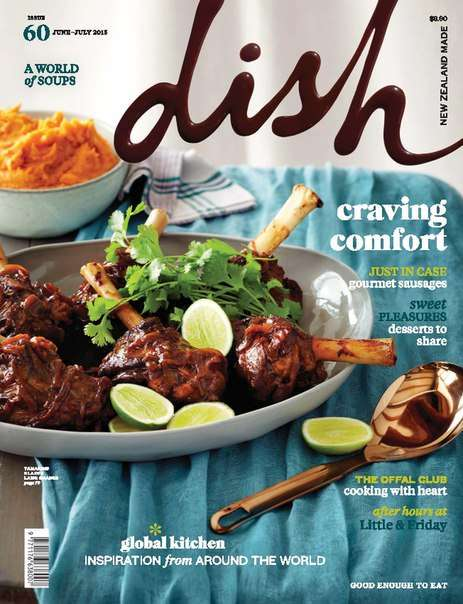 Dish – July 2015 NZ