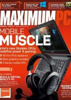 Maximum PC – April 2016