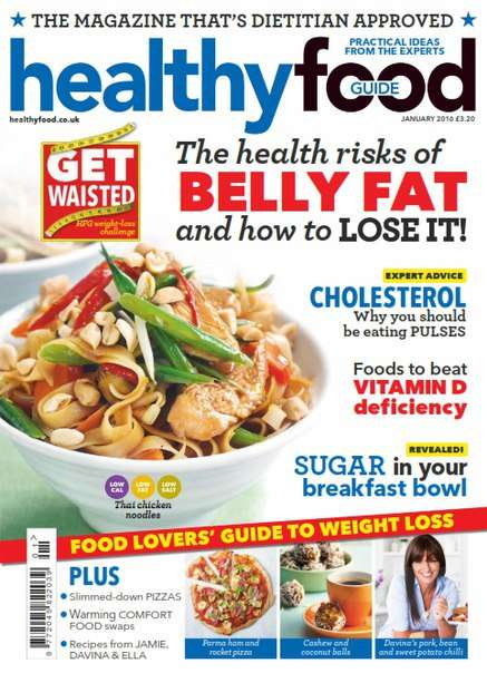 Healthy Food Guide – January 2016 UK
