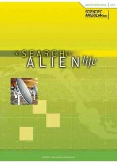 4 The Search for Alien Life – November 2002