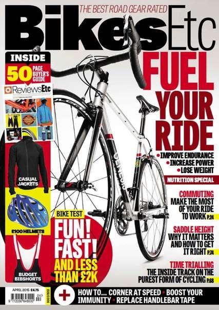 Bikes Etc Magazine – April 2015