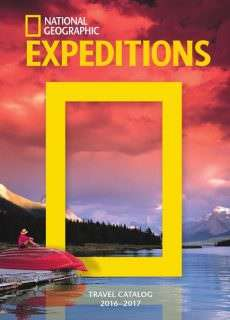 National Geographic Expeditions Travel Catalog 2016-2017
