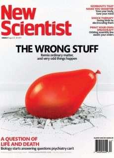 New Scientist – August 22 2015