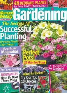 Womans Weekly Gardening – April 2015