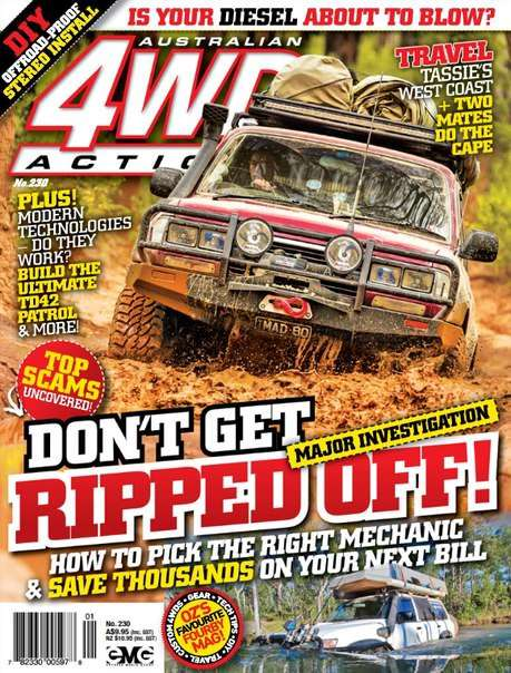Australian 4WD Action – March 2015