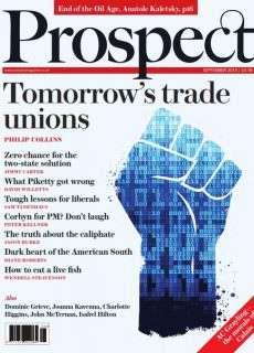Prospect Magazine – September 2015