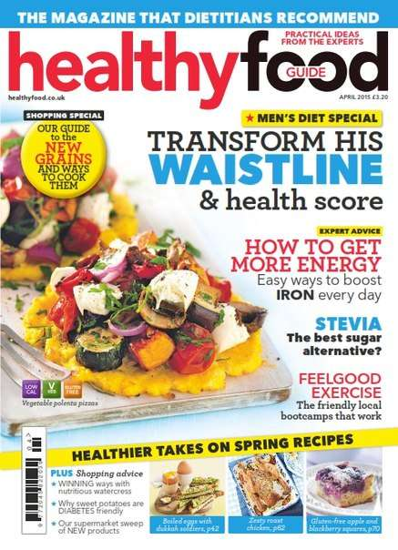 Healthy Food Guide – April 2015
