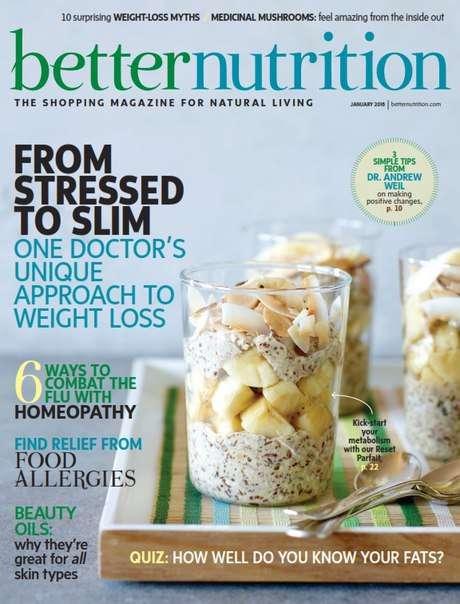 Better Nutrition – January 2016 USA