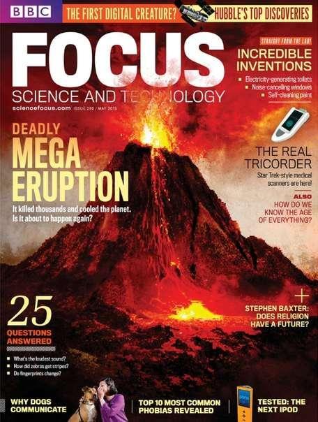 BBC Focus – May 2015