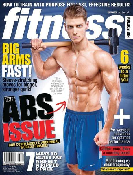 Fitness His Edition -March-Aprill 2015