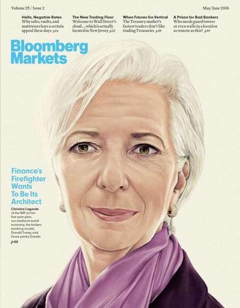 Bloomberg Markets – May 2016