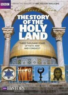 BBC History The Story Of The Holy Land – 2016