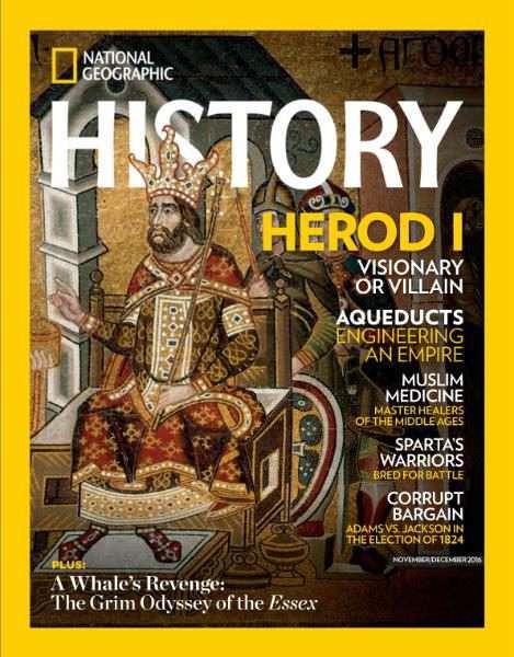 National Geographic History – November-December 2016