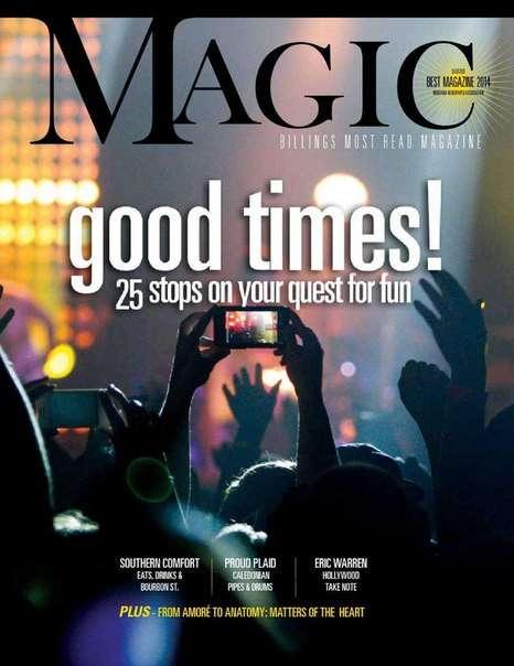 Magic – March/April 2015
