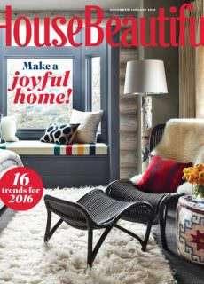House Beautiful – January 2016