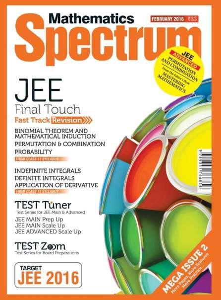 Spectrum Mathematics – February 2016