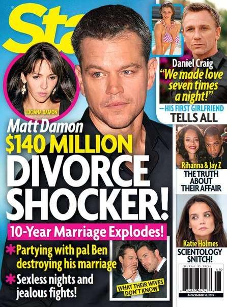 Star Magazine – November 16 2015 USA