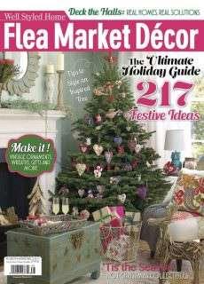 Flea Market Decor – December/January  2016