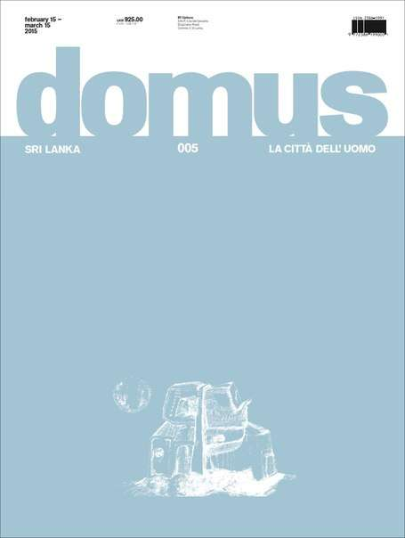 Domus Magazine Sri Lanka February 2015