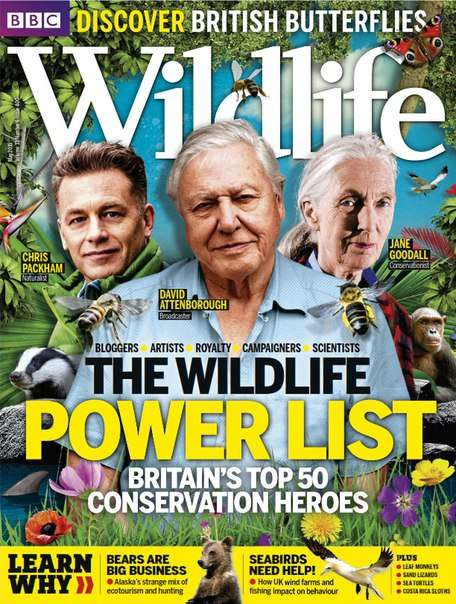BBC Wildlife Magazine May 2015