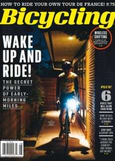 Bicycling USA – August 2016