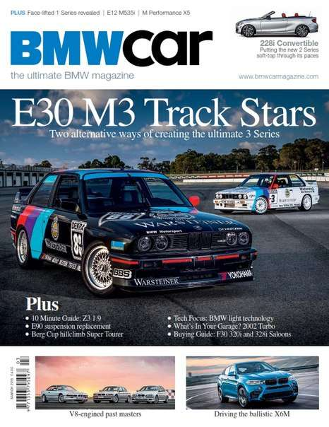 BMW Car – March 2015