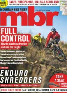 Mountain Bike Rider – April 2016