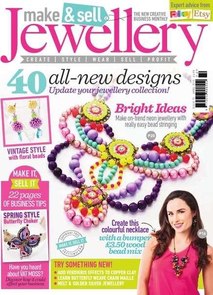 Make & Sell Jewellery – April 2015