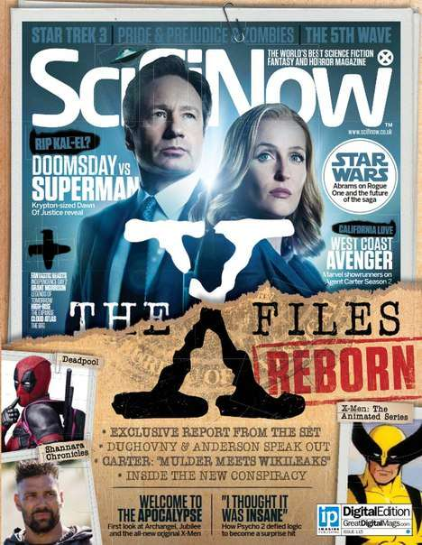 SciFiNow – Issue 115 2016