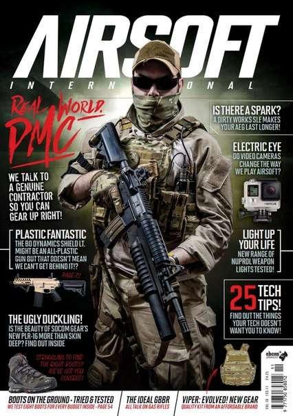 Airsoft International – Vol. 10, Issue 11