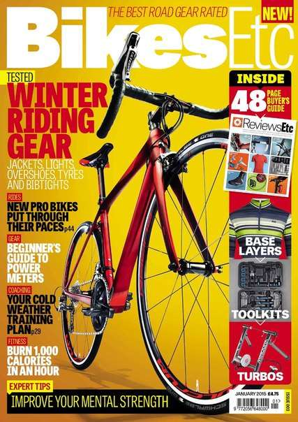 Bikes Etc January 2015 UK