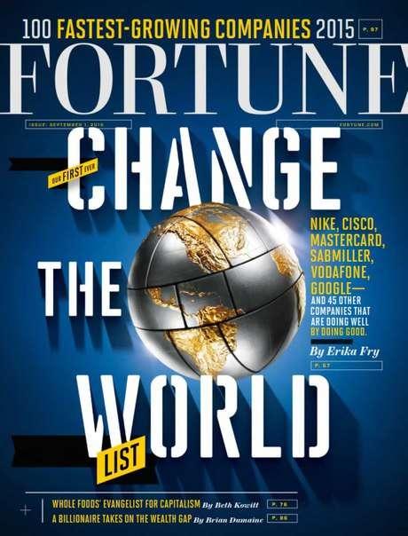 Fortune – September 1 2015