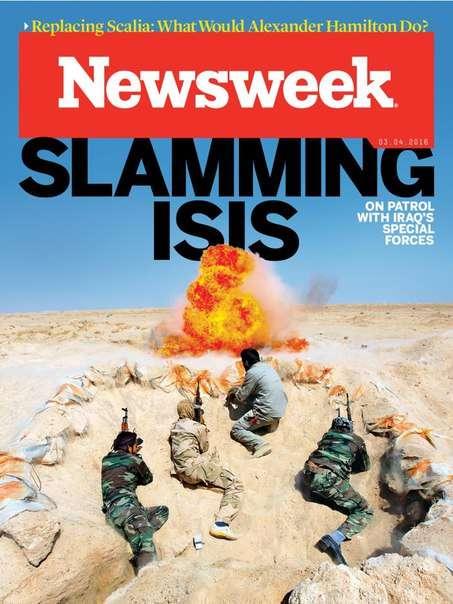 Newsweek – 04 March 2016