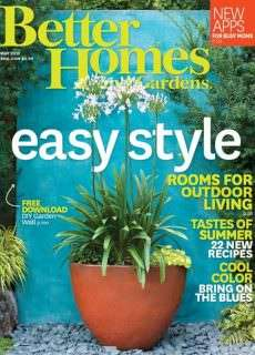 Better Homes and Gardens, May 2015