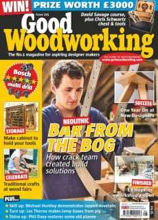 Good Woodworking – August 2015